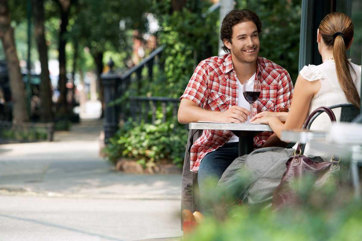 Online date wann treffen